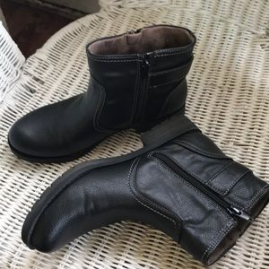 Natural Soul Combat Style Boots